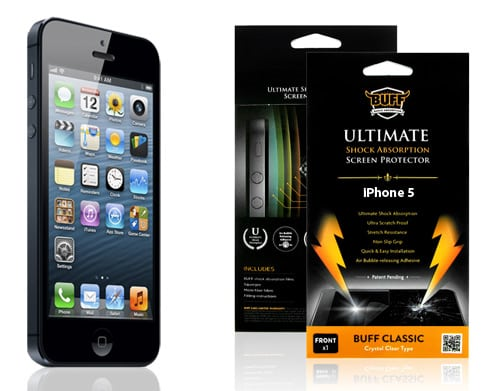 iPhone Buff Screen Protectors